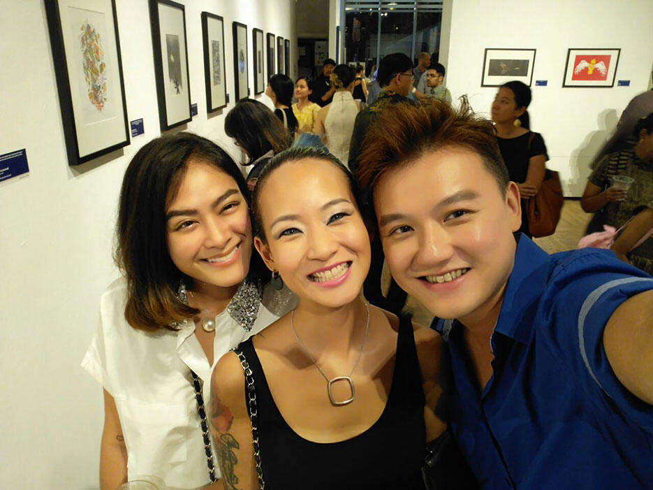 EhWauBulan-Art-Showcase-white-box-publika-12-claudia-low-joyce-wong-jimmy-lim