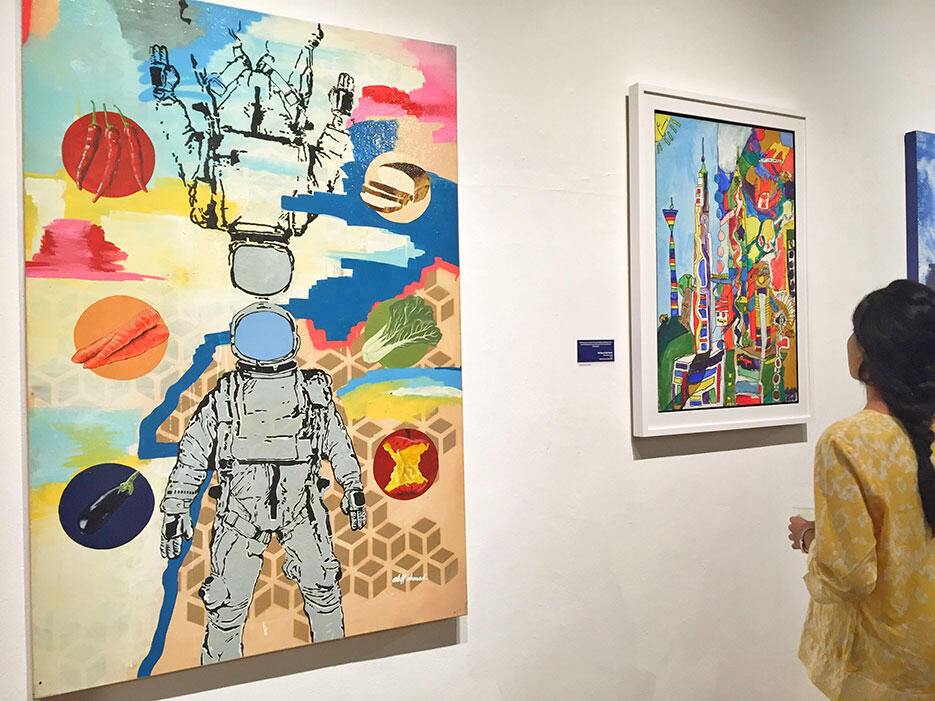 EhWauBulan-Art-Showcase-white-box-publika-2-aleff-ahmad-sure-and-uncertainty