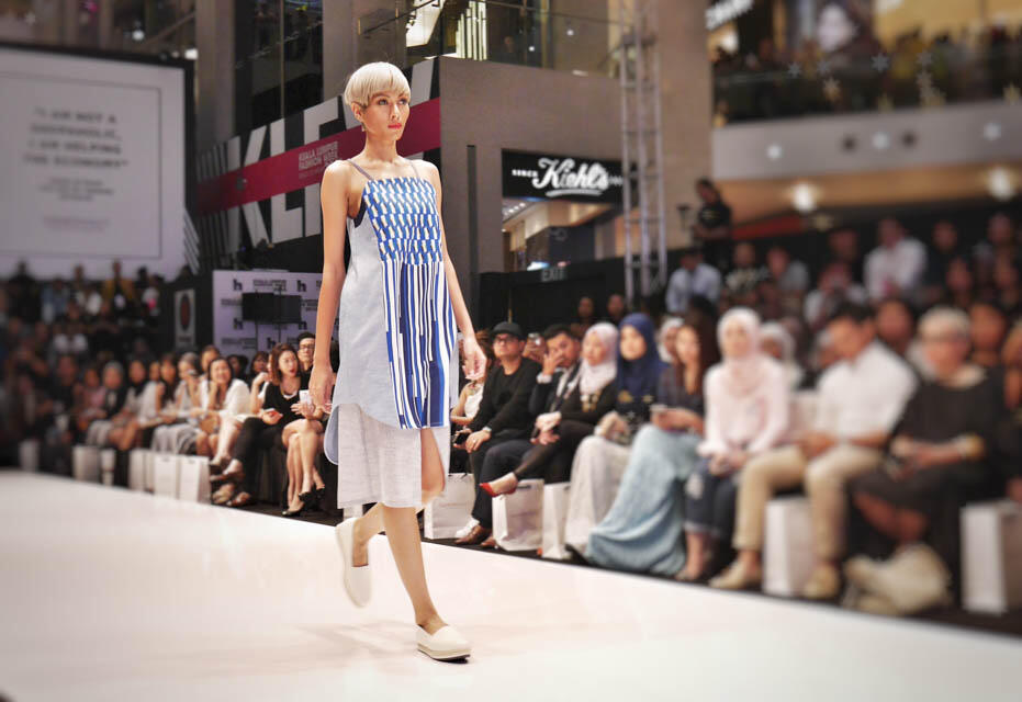 KL Fashion Week KLFW RTW 2016 Day 1 - 11 cassey gan spring summer
