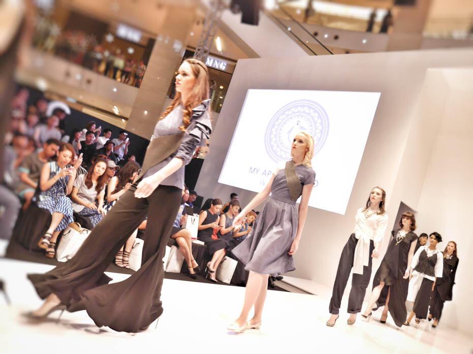 KL Fashion Week KLFW RTW 2016 Day 1 - 16 My apparel zoo by ellie norman (1)