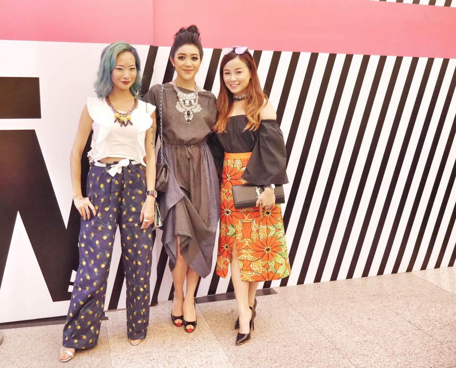 KL Fashion Week KLFW RTW 2016 Day 1 - 19 joyce wong charis ow ellie norman