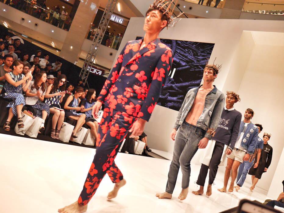 KL Fashion Week KLFW RTW 2016 Day 1 - 8 CMDI