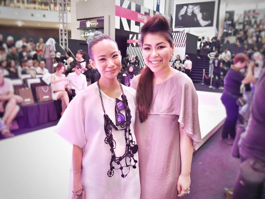 KL Fashion Week KLFW RTW 2016 Eclipse by Sonny San-3-joyce wong elizabeth lee yong