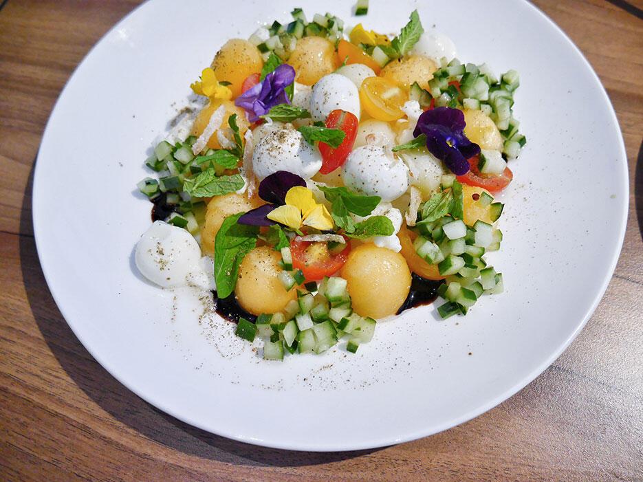 Tiki-Taka-KL-Malaysia-15---Melon,-Mozarella--&-Tomato-Salad