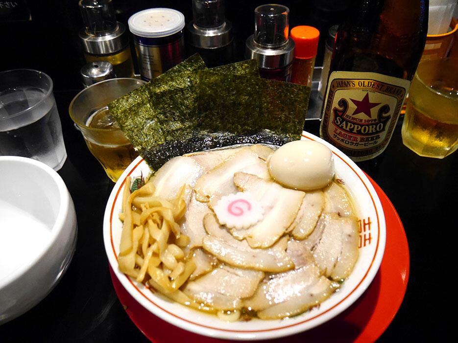 b-saikoro-ramen-restaurant-tokyo-japan-2