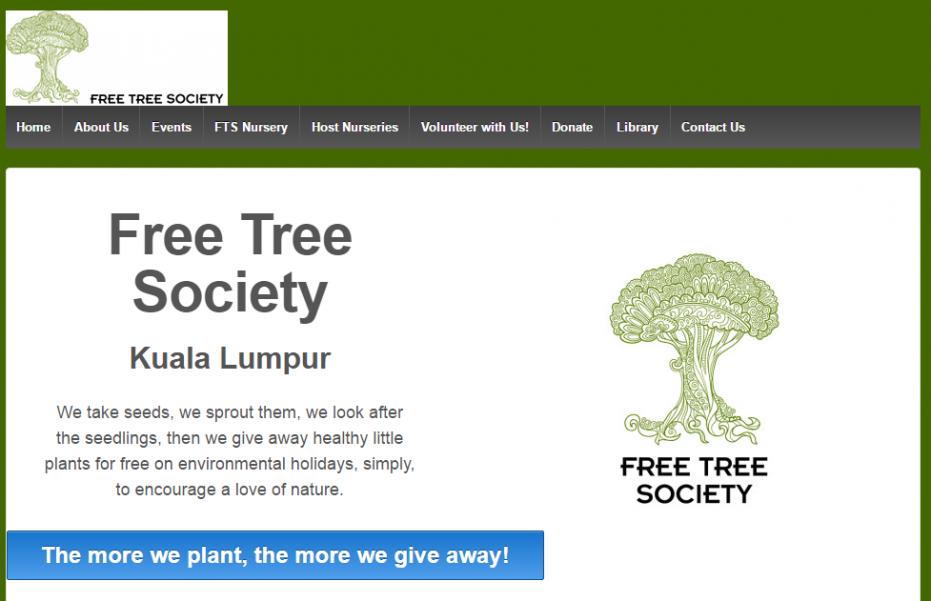 Free Tree Society Kuala Lumpur