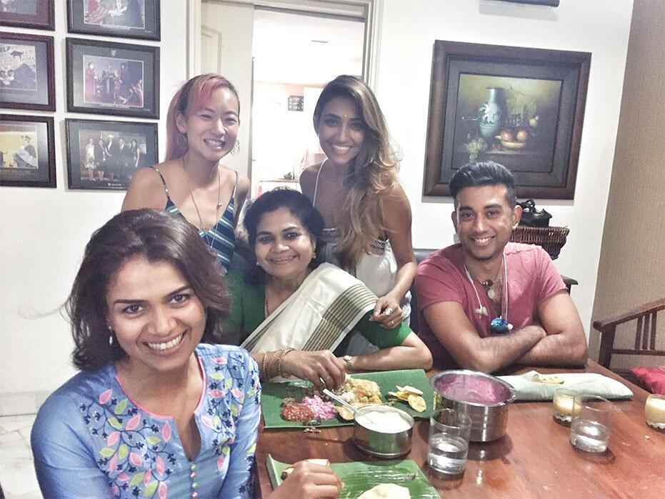 Joyce-birthday-10-malayalam-new-year-vishu-vegetarian-lunch