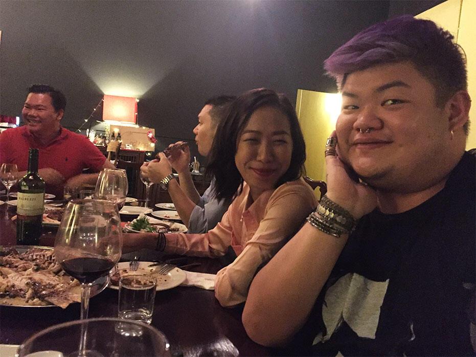 Joyce-birthday-11-dinner-ad-hog-kota-damansara
