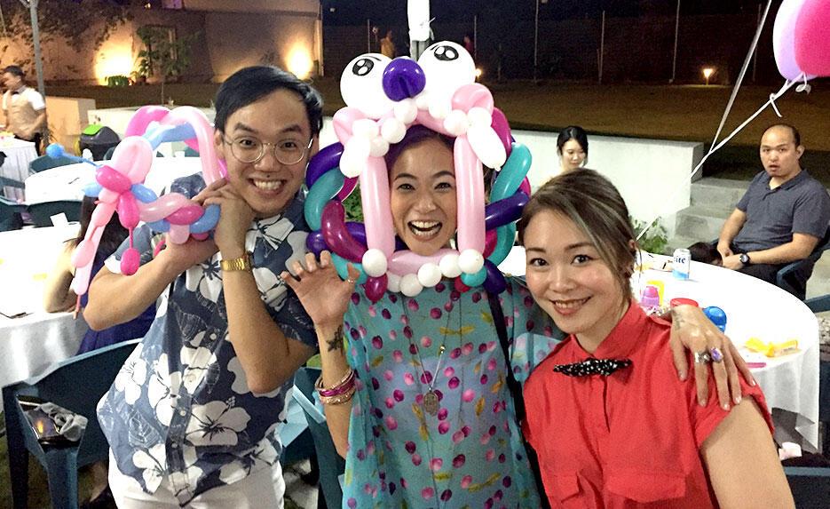 mya-2nd-birthday-chekmatemary-3-supa-dupa-circus-balloon-artist-clown-leroy