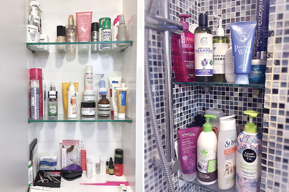 bathroom-cupboard-organic-shower-gel