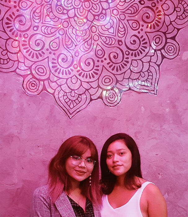 The-Entertainer-Launch-Party_Sonia-&-Dayana